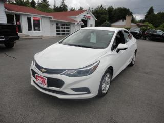 Used 2017 Chevrolet Cruze 4dr Sdn 1.4L LT w-1SD for sale in Ottawa, ON