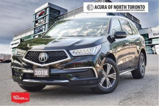 Used 2018 Acura MDX At No Accident| LOW KM| Remote Start for sale in Thornhill, ON