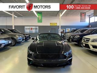 Used 2019 Ford Mustang EcoBoost Premium|CONVERTIBLE|NAV|LEATHER|SIRIUSXM| for sale in North York, ON