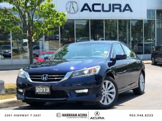 Used 2013 Honda Accord Sedan EX-L V6 at for sale in Markham, ON