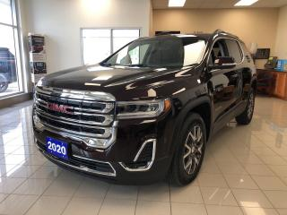 New 2020 GMC Acadia SLE for sale in Napanee, ON