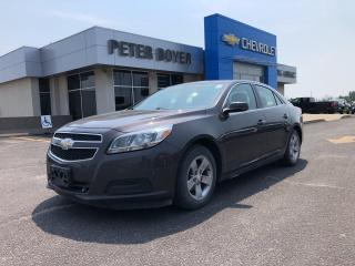 Used 2013 Chevrolet Malibu LS for sale in Napanee, ON