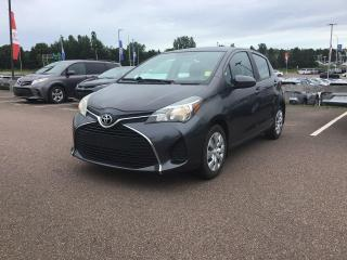 Used 2015 Toyota Yaris LE for sale in Moncton, NB