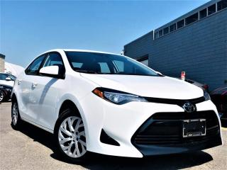 Used 2017 Toyota Corolla |AUTO|HEATED SEATS|ADAPTIVE CRUISE|LANE ASSIST|REAR VIEW! for sale in Brampton, ON
