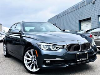 Used 2016 BMW 3 Series |XDRIVE|HEATED MEMORY SEATS|NAVIGATION|SUNROOF! for sale in Brampton, ON