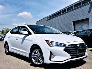 Used 2020 Hyundai Elantra |SUNROOF|HEATED SEATS|LANE ASSIST|BLIND SPOTS|APPLE CARPLAY! for sale in Brampton, ON