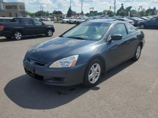 Used 2006 Honda Accord Coupe 2dr EX-L Auto for sale in Scarborough, ON