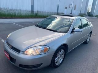 Used 2006 Chevrolet Impala 4dr Sdn LTZ for sale in Mississauga, ON