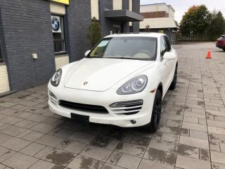 Used 2011 Porsche Cayenne AWD 4dr for sale in Nobleton, ON