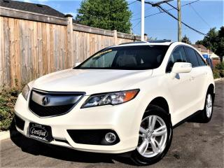 Used 2015 Acura RDX AWD-SUNROOF-BACKUP CAMERA-NO ACCIDENTS for sale in Toronto, ON