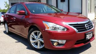 Used 2015 Nissan Altima 2.5 SL - LEATHER! NAV! BACK-UP CAM! BSM! for sale in Kitchener, ON