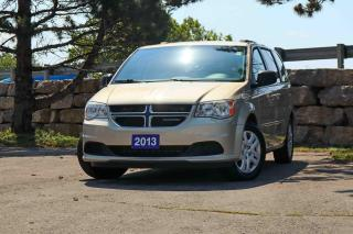 Used 2013 Dodge Grand Caravan 4dr Wgn SXT | DVD | REAR AC | CAMERA for sale in Waterloo, ON