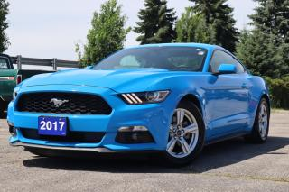 Used 2017 Ford Mustang 2dr Fastback V6 | Backup Cam | Bluetooth | Exhaust for sale in Waterloo, ON