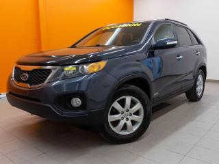 Used 2012 Kia Sorento LX *SIEGES CHAUFFANTS* BLUETOOTH *PORT USB* PROMO for sale in Mirabel, QC