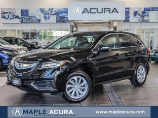 Used 2017 Acura RDX Tech, Navi 7/160km Acura certified Warranty. for sale in Maple, ON