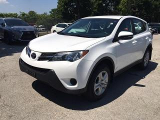 Used 2015 Toyota RAV4 LE FWD for sale in Mississauga, ON