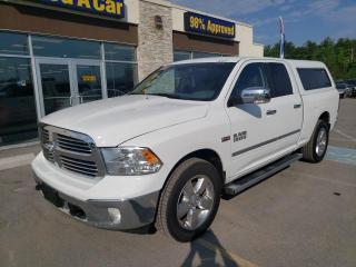 Used 2016 RAM 1500 SLT QUAD CAB 4X4 5.7 L HEMI 8 SPEED for sale in Trenton, ON