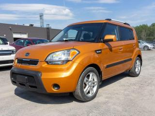 Used 2010 Kia Soul 2U AUTOMATIQUE *SIEGES CHAUFF* BLUETOOTH *PROMO for sale in Mirabel, QC