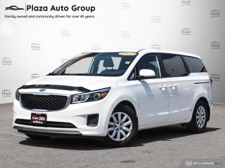 Used 2017 Kia Sedona L | LOW MILEAGE | CLEAN | 7 DAY EXCHANGE for sale in Richmond Hill, ON