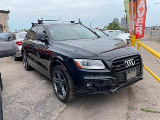 Used 2016 Audi Q5 3.0T for sale in Scarborough, ON