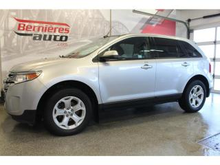 Used 2013 Ford Edge SEL CUIR+ TOIT+ GPS V6 AWD for sale in Lévis, QC