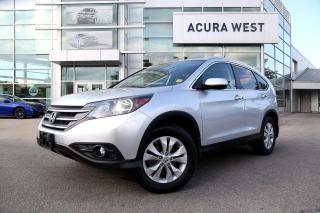 Used 2012 Honda CR-V Touring for sale in London, ON