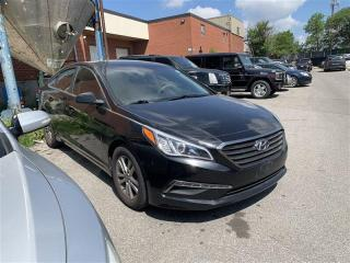 Used 2015 Hyundai Sonata GL, CAM, BLUETOOTH, PHONE CONNECTIVITY for sale in Toronto, ON