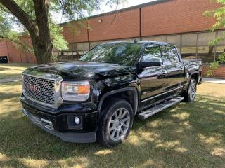 Used 2014 GMC Sierra 1500 Denali, NAV, CAM, HEATED/COOLED LEATHER for sale in Toronto, ON