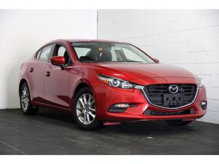 Used 2017 Mazda MAZDA3 Auto GS PUSH START TOIT OUVRANT GPS MAGS for sale in Brossard, QC