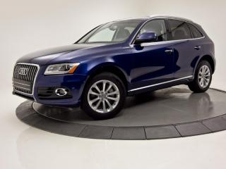 Used 2016 Audi Q5 QUATTRO  3.0T  TOIT PANO GPS CUIR for sale in Brossard, QC