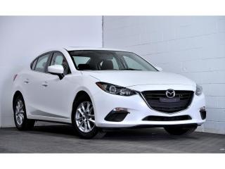 Used 2016 Mazda MAZDA3 GS TOIT OUVRANT MAGS BACK UP CAM MAN. for sale in Brossard, QC