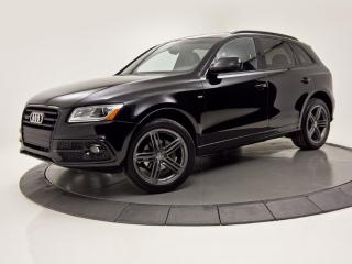 Used 2016 Audi Q5 S-LINE  TOIT PANO CAMERA DE RECUL GPS for sale in Brossard, QC