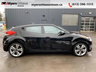 Used 2016 Hyundai Veloster Tech  - Low Mileage for sale in Ottawa, ON