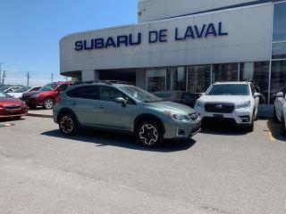 Used 2016 Subaru XV Crosstrek 2.0i Touring for sale in Laval, QC
