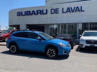 Used 2017 Subaru XV Crosstrek 2.0 Limited ** Cuir Toit Navigation ** for sale in Laval, QC