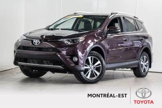 Used 2016 Toyota RAV4 XLE TOIT OUVRANT+MAGS+ AWD for sale in Montréal, QC