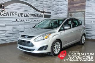 Used 2017 Ford C-MAX SE,MAGS,GR/ÉLECT,A/C,CAM/REC for sale in Laval, QC
