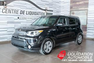 Used 2015 Kia Soul LX+FOG+BLUETOOTH+AIR CLIM for sale in Laval, QC