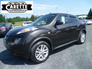 Used 2012 Nissan Juke AWD for sale in East broughton, QC