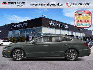New 2020 Hyundai Sonata Ultimate  - $228 B/W for sale in Kanata, ON