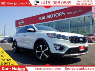 Used 2017 Kia Sorento EX+ V6 AWD| 52K| 7-PASS| ONE OWNER | SUNROOF | for sale in Georgetown, ON