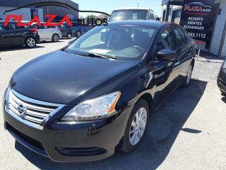 Used 2015 Nissan Sentra 4dr Sdn AUTOMATIQUE SV for sale in Beauport, QC