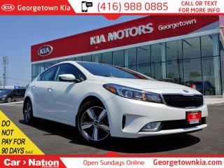 Used 2018 Kia Forte EX+ | BU CAM | ONLY 32K KMS| HTD SEATS & WHEEL|B/T for sale in Georgetown, ON