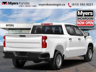 New 2020 Chevrolet Silverado 1500 RST for sale in Kanata, ON