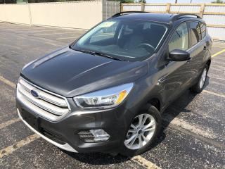 Used 2018 Ford Escape SE 2WD for sale in Cayuga, ON