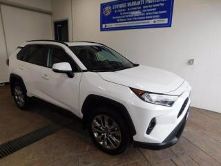 Used 2020 Toyota RAV4 XLE LEATHER NAVI SUNROOF AWD for sale in Listowel, ON