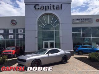 Used 2016 Dodge Challenger SRT Hellcat for sale in Kanata, ON