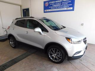 Used 2020 Buick Encore Sport Touring LEATHER SUNROOF for sale in Listowel, ON