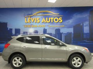 Used 2013 Nissan Rogue SV AWD TOIT OUVRANT AIR CLIMATISE 63900 for sale in Lévis, QC