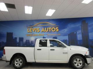 Used 2013 RAM 1500 98400 KM QUAD CAB 4X4 AIR CLIMATISE GROU for sale in Lévis, QC